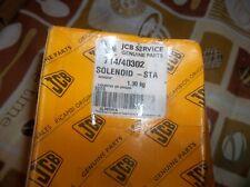 JCB PART # 714/40302 STARTER MOTOR SOLENOID SWITCH