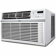 LG LW1015ER 10,000 BTU 3 Speeds Cooling 4-Way Air Window Air Conditioner Remote