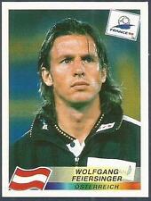 PANINI WORLD CUP FRANCE 1998- #142-OSTERREICH-AUSTRIA-WOLFGANG FEIERSINGER