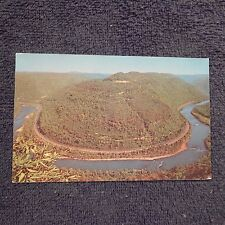 Vintage Postcard New River Canyon, Grandview State Park Grandview, West Virginia