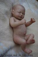 "10"" Reborn Baby Doll Realistic Silicone Reborn Girl Baby Lifelike Dolls Hot Sale"