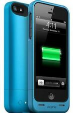 MOPHIE JUICE PACK HELIUM APPLE iPHONE 5 5S SE EXTERNAL BATTERY CASE BLUE NEW