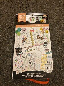 MAMBI The Happy Planner Tiny Sticker Book