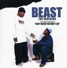 Beast the Reverend : If Your Hustle Dont Work You Wont Eat CD