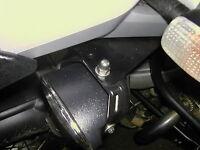 BMW R1150GS R 1150GS 1150 GS Light brackets
