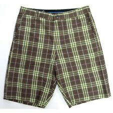Volcom Little Youth Campus Shorts Chocolate Size 7 NWT Reg. $44.00