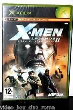 X-MEN LEGENDS II L'ERA DI APOCALISSE NUOVO MICROSOFT XBOX ED. ITA FR1 31478