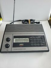 UNIDEN BEARCAT BC 172XL 20 Channel Programmable Base Scanner works.