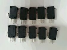Push Button Micro Switch arcade replacement -10 piece