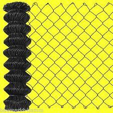 Maschendrahtzaun-Rolle 80cm 25 Meter anthrazit-schwarz Maschendraht-Zaun
