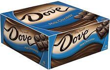 Dove Silky Smooth Bar, Milk Chocolate 18 ea