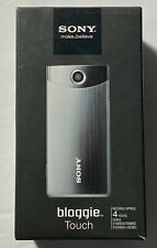 Sony Bloggie Touch Camera Silver MHS-TS20 - Used Complete w Original Box!!!