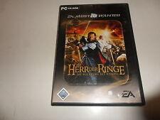 PC  Der Herr der Ringe: Die Rückkehr des Königs [EA Most Wanted]