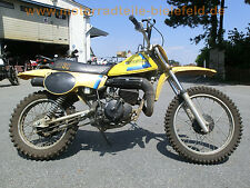Suzuki RM 80: 1x Vergaser carburetor ORIGINAL MIKUNI 469 - ggf. TS RM 50 100 125
