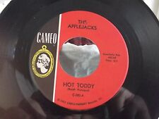 THE APPLEJACKS ON CAMEO RECORDS DANCE OF THE HOURS / HOT TODDY 45 EXCELLENT