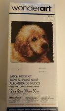 "Wonderart Latch Hook Kit 12""X12"" Puppy Love 057355369191"