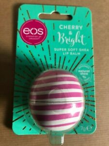 Cherry & Bright FA LA LA Flavour Super Shea Lip Balm 7g Brand New