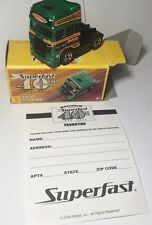 Matchbox Superfast Modellautos, - LKWs & -Busse als Standmodell
