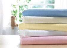 Izziwotnot Jersey Fitted Sheet 2 Pack Lemon Cot Bed
