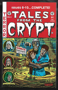 EC Tales from the Crypt Annual #2 Gladstone TPB Issues 6-10 complete 1994 Comic