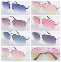 New Classic Fashion Aviator Sunglasses For Mens Womens Retro Lens (#F1837)