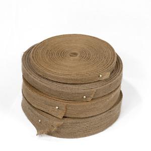Natürliches Jute-Band zum Basteln, für Hochzeiten,1, 2, 3, 4cm versch. Längen