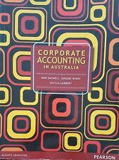 Corporate Accounting In Australia By Dagwell, Wines & Lambert (2011)