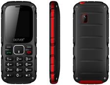 Big Button Mobile Phone WAS-18110M Unlocked Splash Proof Heavy Duty & Dual Sim