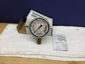 "Enerpac Hydraulic Pressure Gauge 10,000 psi or 700 bar with 1/4"" NPT  G2535L"