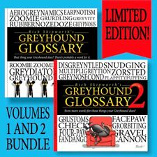 Rich Skipworth's Greyhound Glossary Volume 1 & 2