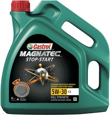 Castrol 15983F 5W-30 C3 Fully Synthetic Engine Oil - 4 Litres