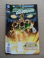 Green Lantern : New Guardians 14 . DC 2013 - VF - minus
