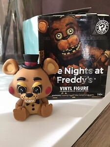 Five Nights at Freddy's Vinyl Figure - Mystery Minis - Freddy