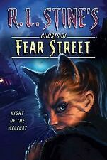 R. L. Stine&#39s Ghosts of Fear Street: Night of the Werecat by R. L. Stine...