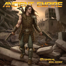 ANCIENT EMPIRE Eternal soldier CD Stormspell Records album 2018!
