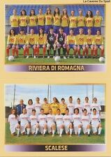 N°820 WOMEN TEAM # SCALESE - DI ROMAGNA ITALIA CALCIATORI 2014 PANINI STICKER