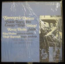 Sweeney's Dream Vinyl LP Fiddle Tunes From County Sligo Ireland 1977 Kevin Burke