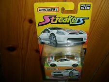 Matchbox Streakers Limited Edition Mitsubishi Eclipse  Nr.55 Neu OVP 2006 Mattel