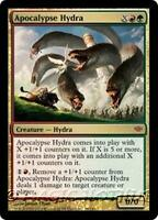APOCALYPSE HYDRA Conflux MTG Gold Creature — Hydra MYTHIC RARE