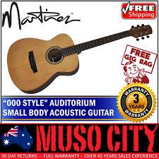 New Martinez 000 Style Auditorium Small Body Acoustic Guitar & Gig Bag