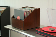 Bin-e Lp Storage Java Cherry / Storage for your Vinyl Record Collection