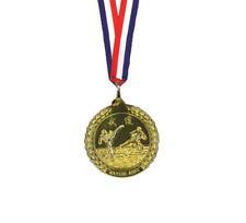 Martial Arts Medals, Tournament Awards Medals w/ Ribbons - Gold/Silver/Bronze