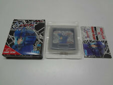 GG aleste II Sega Game Gear Japan EXC