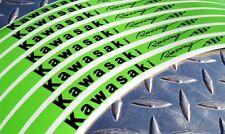 Kawasaki Rim Stripes - 250R 300 Z300 ZX6 ZX9 ZX10 ZX12 ZX14 Z1000 Z750 Z800 650R