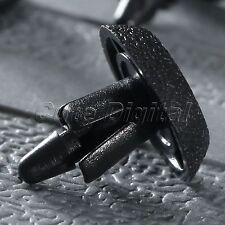 50 Plastic Rivet Push Clip Fastener Fit For Toyota Highlander Camry Carola Prado