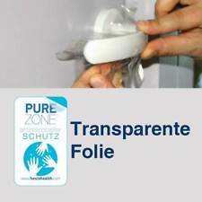 Antibakterielle Antimikrobakterielle Folie selbstklebend Hygiene 21 x 15 cm