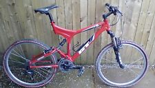 GT i-drive comp full suspension mountain bike
