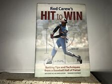 Rod Carey's Hit The Win 1st Softback Ex 2012