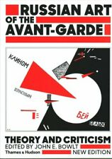 Russian Art of the Avant-Garde Theory and Criticism 9780500293058   Brand New