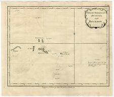 Antique Print-ARCHIPEL BOURBON-TAHITI-PAPARA-POLYNESIA-Krevelt-Bougainville-1772